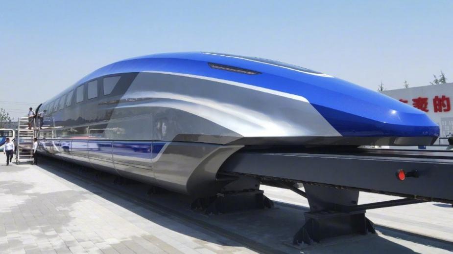 Китай влак сн.CRRC