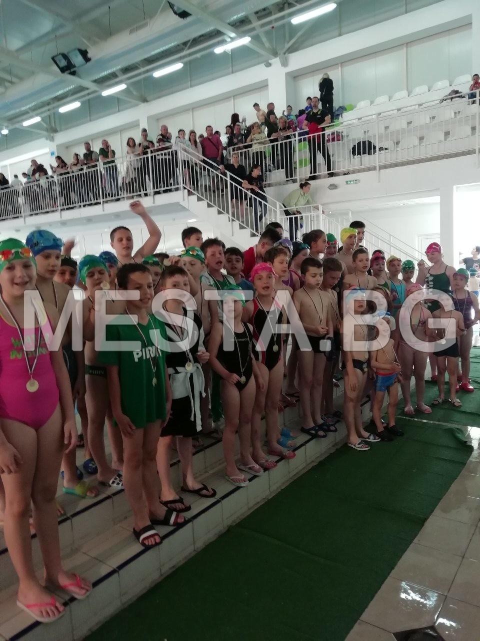 Плувен турнир