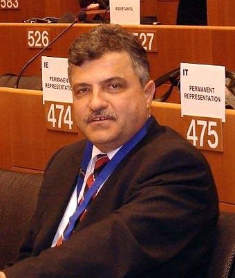 кмет снимка