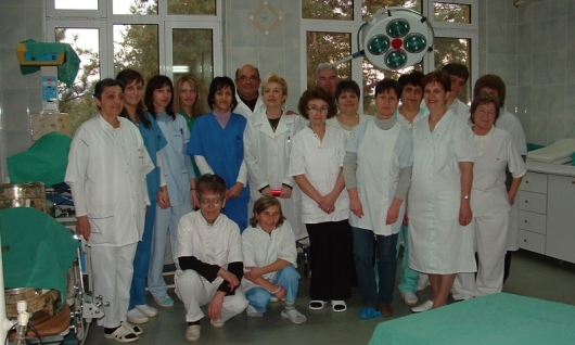 болница сандански