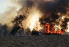 пожари ЮЗДП