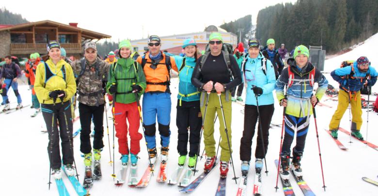 Ски алпинизъм