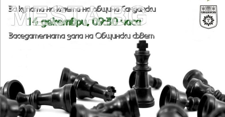 шахмат,коледен турнир,сандански