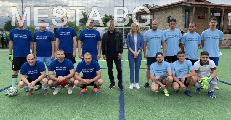 Илко Стоянов футбол 1
