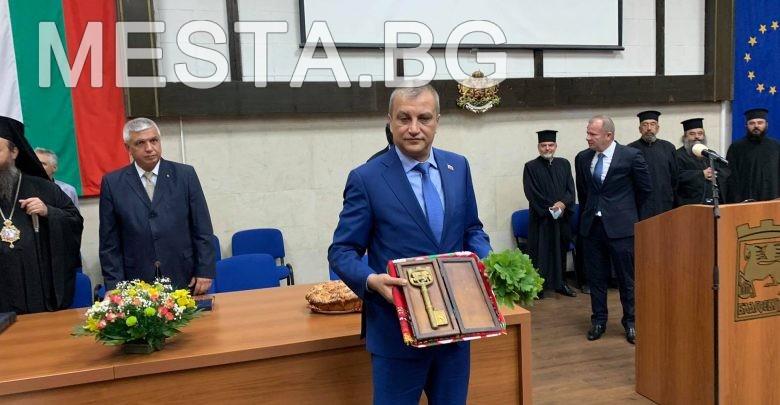 Илко Стоянов,нов кмет