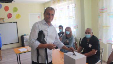Илко Стоянов,Балотаж,Избори